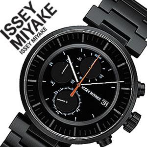 イッセイミヤケ腕時計 [ISSEYMIYAKE時計](ISSEY MIYAKE 腕時計 イッセイ ミヤケ 時計) Satoshi Wada 和田 智 (W ダブリュ) メンズ ブラック SILAY002[ギフト バーゲン プレゼント ご褒美][おしゃれ 腕時計]