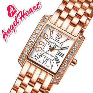 エンジェルハート腕時計 [AngelHeart時計](Angel Heart 腕時計 エンジェル ハート 時計 ) プラチナムレーベル レディース時計 PT20LIMITED[ピンクゴールド ジルコニア メタルベルト かわいい ][バーゲン プレゼント ギフト][おしゃれ 腕時計]