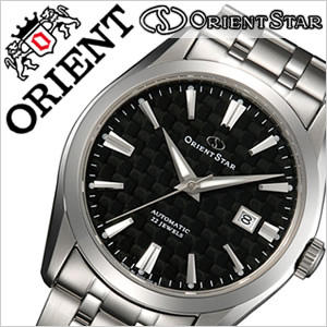 Orient watch ORIENT watch ORIENT watch Orient watch Orient star standard day to Orient Star mens watch / black WZ0051DV [gift gifts, gifts]