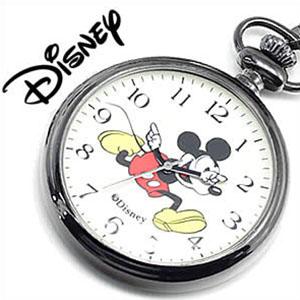 ディズニーミッキーマウスウォッチ懐中時計 [DisneyMickeymouseWatch時計](Disney Mickeymouse Watch 懐中時計 ディズニー ミッキー マウス ウォッチ 時計 ) 懐中時計 アイボリー A285-GM ディズニー ポケットウォッチ[ギフト バーゲン プレゼント ご褒美]