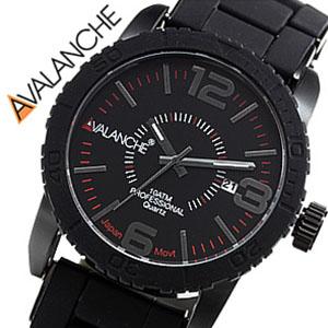アバランチ腕時計 [AVALANCHE時計](AVALANCHE 腕時計 アバランチ 時計) アムール (AMOUR) 腕時計 ブラック [ かわいい ギフト バーゲン プレゼント ご褒美][おしゃれ 腕時計]