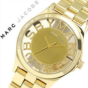 マークバイマークジェイコブス 時計 MARCBYMARCJACOBS 時計 マークジェイコブス 腕時計 MARCJACOBS 腕時計 マークバイ 時計 MARCBY 時計 マーク時計 マーク腕時計 マーク ジェイコブス 腕時計 [マーク] ヘンリー スケルトン メンズ レディース ゴールド MBM3206
