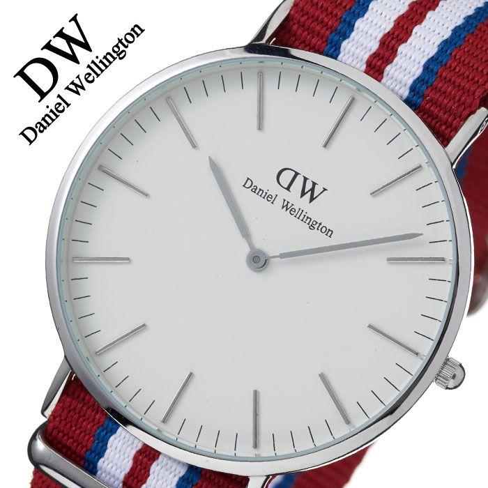 [当日出荷] 【5年保証対象】ダニエルウェリントン 腕時計 DanielWellington 時計 ダニエル ウェリントン 時計 Daniel Wellington 腕時計 クラシック エクセター シルバー CLASSIC 40mm メンズ レディース 0212DW 薄型 北欧 新作 送料無料