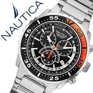 【5年保証対象】ノーティカ腕時計 NAUTICA時計 NAUTICA 腕時計 ノーティカ 時計 クロノ スポーツ アクティブ NST700 SPORT ACTIVE メンズ ブラック ホワイト A16656G アナログ シルバー おしゃれ 通販 アメリカン ブランド 送料無料