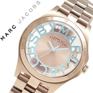マークバイマークジェイコブス 時計 MARCJACOBS 時計 マークジェイコブス 腕時計 MARCJACOBS 腕時計 マークバイ 時計 MARCBY 時計 マーク時計 マーク腕時計 マーク ジェイコブス 腕時計 [マーク] ヘンリー スケルトン レディース ブルー MBM3296[バーゲン プレゼント]