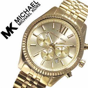 マイケルコース 時計 michaelkors 腕時計 マイケル コース 時計 michael kors マイケルコース 腕時計 MICHAEL KORS マイケルコース時計 メンズ レディース ゴールド MK8281 新作 アウトレット 海外 正規品 人気 ゴールド クロノグラフ ブランド 送料無料