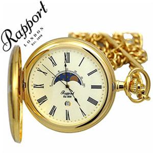 ラポートロンドン懐中時計 RapportLONDON時計 Rapport LONDON 懐中時計 ラポート ロンドン 時計 [アナログ イエロー 金 ゴールド 白 ポケットウォッチ][メンズ レディース 男女兼用 ユニセックス][ギフト バーゲン プレゼント ご褒美][おしゃれ 腕時計]