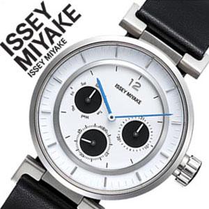 イッセイミヤケ 腕時計【5年保証対象】 ISSEYMIYAKE 時計 イッセイ ミヤケ 時計 ISSEY MIYAKE 腕時計 イッセイミヤケ腕時計 ダブリュー (W) メンズ レディース ホワイト SILAAB02 和田智 デザイン 人気 おしゃれ アイコン モード ブランド デザイナー 父の日