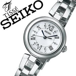 セイコー時計 SEIKO腕時計 SEIKO 時計 セイコー 腕時計 ティセ TISSE レディース ホワイト SWFA151 [正規品 人気 デザイン ファッション][ギフト バーゲン プレゼント ご褒美][おしゃれ 腕時計]