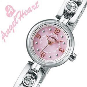 エンジェルハート腕時計 AngelHeart時計 Angel Heart 腕時計 エンジェル ハート 時計 ラブスウィング LOVE SWING レディース ピンクパール WL20SSA スワロフスキー [かわいい ][ギフト バーゲン プレゼント ご褒美][おしゃれ 腕時計]