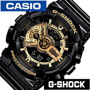 [当日出荷] カシオ g-shock カシオGショック腕時計 CASIOGSHOCK時計 CASIO G SHOCK 腕時計 カシオ G ショック 時計 ブラック×ゴールドシリーズ Black × Gold Series メンズ時計 GA-110GB-1ADR ブラック×ゴールド 送料無料