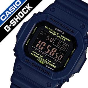 GW-M5610NV-2JF カシオ ジーショック CASIO G-SHOCK Gショック G SHOCK GSHOCK ジーショック時計 ジーショック腕時計 gshock腕時計 メンズ ブラック デジタル タフ ソーラー 電波 時計 液晶 防水 ネイビー ブルー グレー