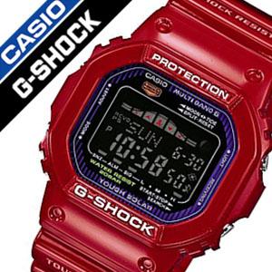 [当日出荷] Gショック 赤 Gshock ジ-ショック g-shock G-ショック 腕時計 時計 GWX-5600C-4JFジー ライド メンズ ブラック[人気 ブランド デジタル タフ ソーラー 電波 時計 液晶 レッド スポーツウォッチ トレーニング 登山 マラソン ランニング ジム]