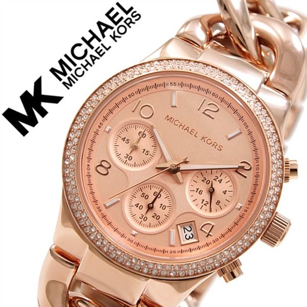788b864936e3 Michael Kors watch MichaelKors clock Michael Kors watch Michael Kors clock  orchid way Runway Lady s pink MK3247 chronograph popularity new work ...