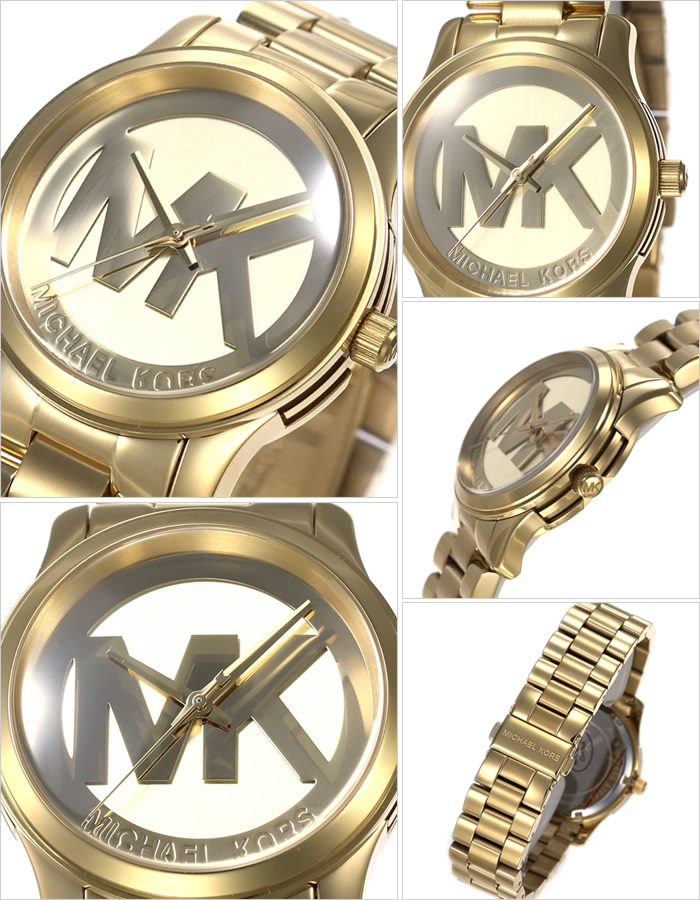1790e26c1798 Watch Papillon  Michael Kors watch michaelkors Michael course clock ...