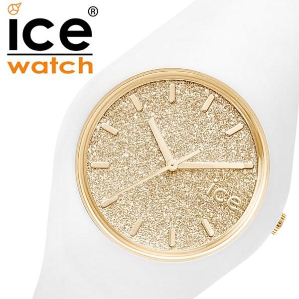 Ice watch watch ICEWATCH clock ice watch clock glitter unisex GLITTER men  gap Dis gold ICEGTWGDUS silicon belt new work regular article waterproofing  ice ... a1f683085f3d