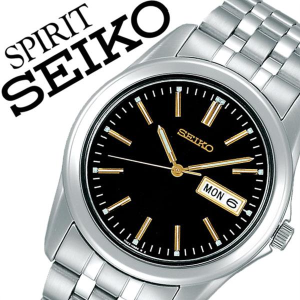 【5年保証対象】セイコー腕時計 SEIKO時計 SEIKO 腕時計 セイコー 時計 スピリット SPIRIT メンズ ブラック SCXC015 メタル ベルト 正規品 限定 シルバー シンプル ゴールド 父の日 ギフト