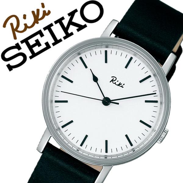 セイコーアルバ腕時計 SEIKOALBA時計 SEIKO ALBA 腕時計 セイコー アルバ 時計 リキ ワタナベ コレクション RIKI WATANABE COLLECTION レディース ホワイト AKQK428 [メタル ベルト 正規品 クォーツ シルバー ブラック][ギフト バーゲン プレゼント ご褒美][おしゃれ]