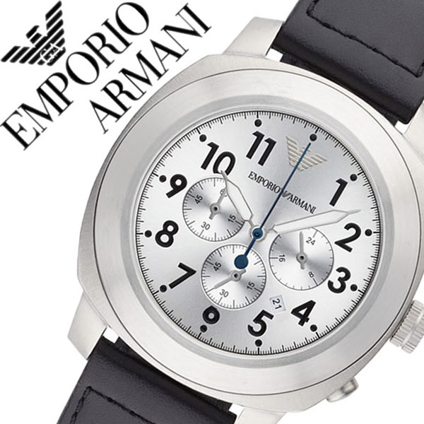 [海外輸入品] 時計 腕時計 メンズ EMPORIOARMANI AR2457 エンポリオアルマーニ