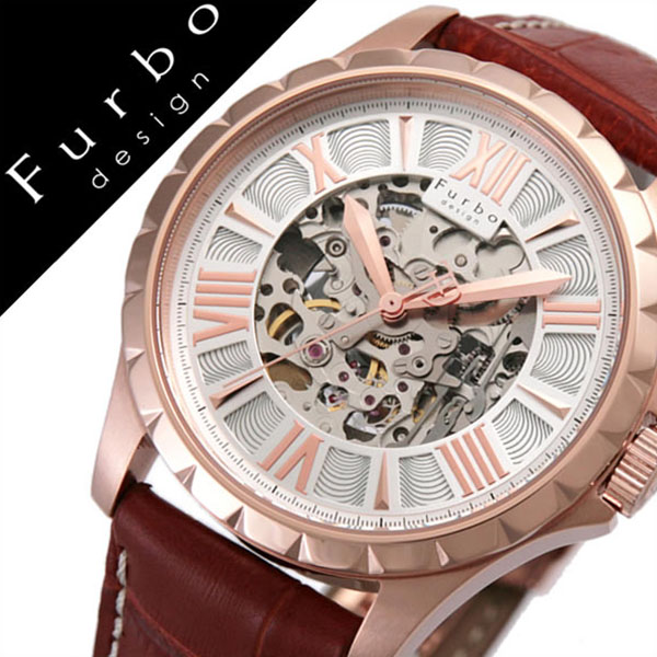 9f7d7f15ba 【5年保証対象】フルボデザイン 腕時計 Furbodesign 時計 フルボ デザイン 時計 Furbo design 腕時計 自動巻き 腕時計  機械式 腕時計 メンズ シルバー ゴールド ...