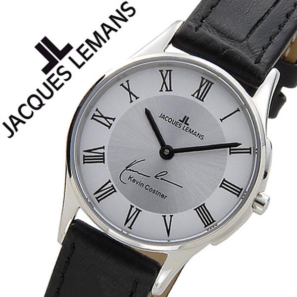 ジャックルマン 腕時計[JACQUESLEMANS 時計]ジャック ルマン 時計[JACQUES LEMANS 腕時計] ケビン コスナー コレクション ロンドン KEVIN COSTNER COLLECTION レディース JAL11-1778D-1 [人気 ブランド 防水 革 ベルト レザー 北欧 シンプル][バーゲン プレゼント ギフト]