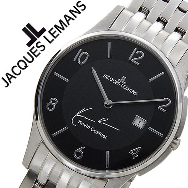 ジャックルマン 腕時計[JACQUESLEMANS 時計]ジャック ルマン 時計[JACQUES LEMANS 腕時計] ケビン コスナー コレクション ロンドン KEVIN COSTNER COLLECTION JAL11-1781A-1 [ブランド ステンレス ベルト 北欧 シンプル][バーゲン プレゼント ギフト][おしゃれ 腕時計]