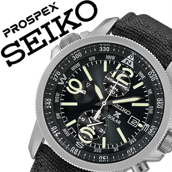 セイコー プロスペックス 腕時計 SEIKO PROSPEX 時計 セイコープロスペックス 時計 SEIKOPROSPEX 腕時計 プロスペック メンズ ブラック SBDL031 ナイロン ベルト 正規品 ソーラー フィールド マスター 防水 陸 シルバー 父の日 ギフト