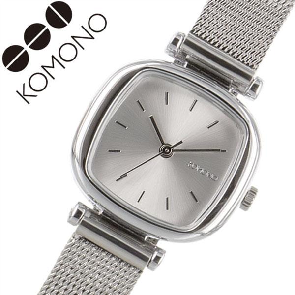 ccda06db15 薄型 時計 insta 時計 シンプル シルバー レディース インスタ KOMONO ロイヤル ブランド 送料無料 ベルト WINSTON ROYALE
