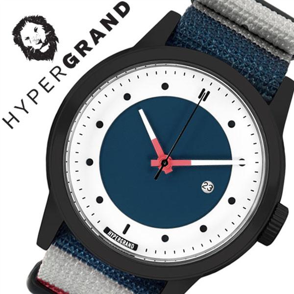 ハイパーグランド 腕時計 HYPERGRAND 時計 ハイパー グランド 時計 HYPER GRAND 腕時計 マーベリック シリーズ ナトー MAVERICK SERIES NATO メンズ レディース NWM4RIVI 人気 ブランド ナイロン ベルト ブラック ブルー グレー 北欧 デザイナーズ ウォッチ 送料無料