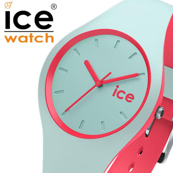 アイスウォッチ 時計[ICEWATCH 腕時計]アイス ウォッチ[ice watch]アイス デュオ[ice duo]レディース ブルー DUOMCOSS [新作 人気 流行 トレンド ブランド 防水 シリコン DUO.MCO.S.S.16 レッド][バーゲン プレゼント ギフト][おしゃれ 腕時計]