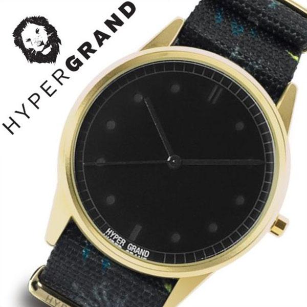 ハイパーグランド 腕時計 HYPERGRAND 時計 ハイパー グランド 時計 HYPER GRAND 腕時計 ゼロワンナトー ナトー 01NATO NATO メンズ レディース ブラック NW01GREN [ カジュアル ファッション オシャレ おしゃれ シンガポール 替えベルト時計 ][  ]