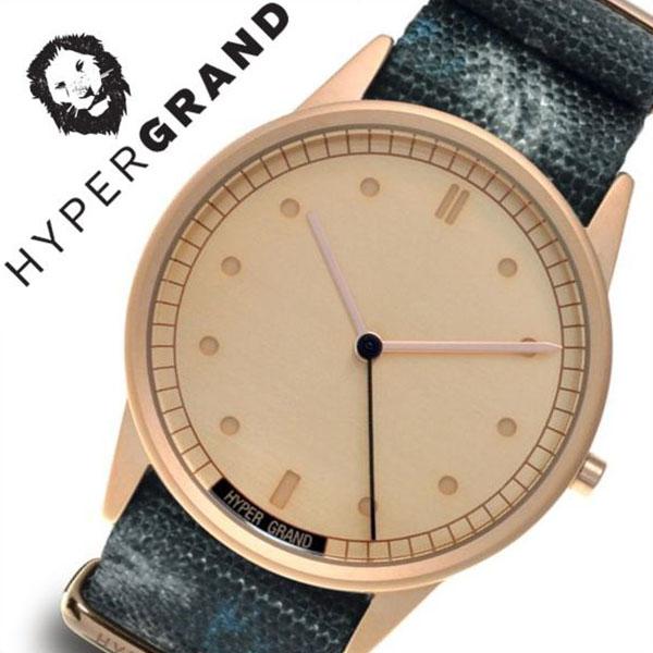 ハイパーグランド 腕時計 HYPERGRAND 時計 ハイパー グランド 時計 HYPER GRAND 腕時計 ゼロワンナトー ナトー 01NATO NATO メンズ レディース ローズゴールド NW01PANA [ カジュアル ファッション オシャレ おしゃれ シンガポール 替えベルト時計 ][  ]