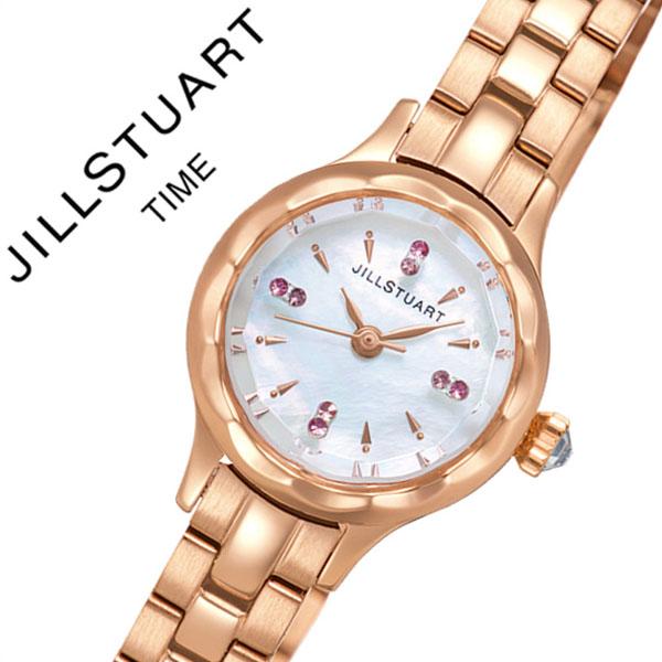 ジルスチュアートタイム 腕時計 [JILLSTUARTTIME 時計]ジルスチュアート タイム 時計[JILLSTUART TIME 腕時計] フラワー リングレディース ホワイト NJAF001 [正規品 クール 人気 カットガラス 花 マザーオブパール かわいい][バーゲン プレゼント ギフト][おしゃれ]