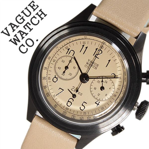 ヴァーグウォッチ 腕時計 [VAGUE WATCH Co.時計]( VAGUE WATCH Co. 腕時計 ヴァーグ ウォッチ コー 時計 ) ツーアイズ ( 2EYES ) メンズ レディース 腕時計 ベージュ 2C-L-001 [正規品 人気 流行 ブランド 防水 レザー 革][バーゲン プレゼント ギフト][おしゃれ 腕時計]