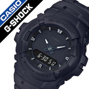 カシオ 腕時計 [CASIO時計]( CASIO 腕時計 カシオ 時計 ) Gショック ( G-SHOCK ) メンズ ブラック G-100BB-1AJF [アナデジ デジタル 正規品 防水 液晶 ストップ ウォッチ オールブラック ジーショック][バーゲン プレゼント ギフト][おしゃれ 腕時計]