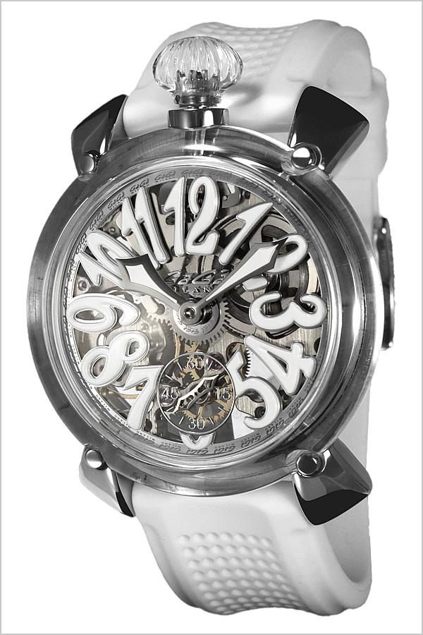 【楽天市場】ガガミラノ 腕時計 GaGaMILANO 時計 ガガ ミラノ 時計 ...