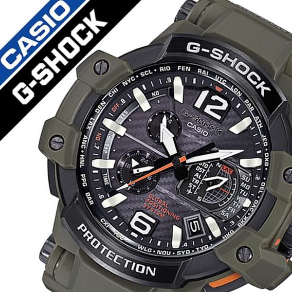 カシオ 腕時計 [CASIO時計]( CASIO 腕時計 カシオ 時計 ) Gショック マスター オブ ジー グラヴィティマスター ( G-SHOCK MASTER OF G ) メンズ ブラック GPW-1000KH-3AJF [正規品 防水 液晶 タフ ソーラー ストップ ウォッチ][プレゼント バーゲン]