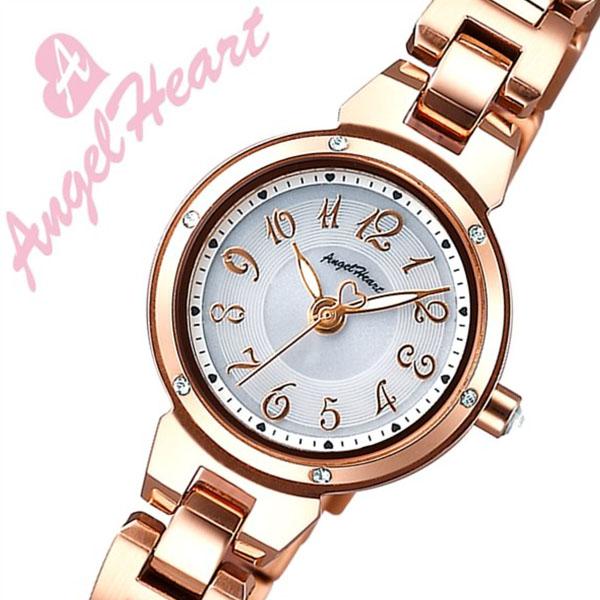 エンジェルハート腕時計 AngelHeart時計 Angel Heart 腕時計 エンジェル ハート 時計 クリスタルブルーム Crystal Bloom レディース シルバー CB22PG [正規品 人気 流行 ブランド 防水 かわいい バーゲン プレゼント ギフト ピンクゴールド ][おしゃれ 腕時計]