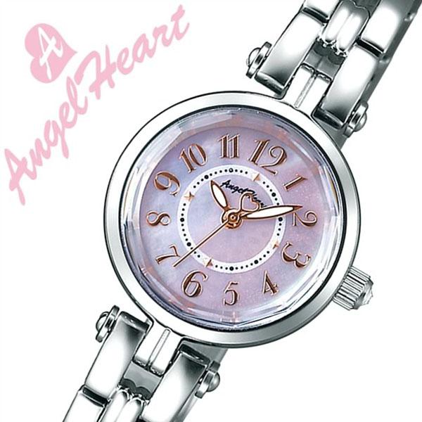 エンジェルハート腕時計 AngelHeart時計 Angel Heart 腕時計 エンジェル ハート 時計 サニードーム Sunny Dream レディース ホワイトパール SD22SS [正規品 人気 流行 ブランド 防水 かわいい バーゲン プレゼント ギフト メタル ベルト シルバー][おしゃれ 腕時計]