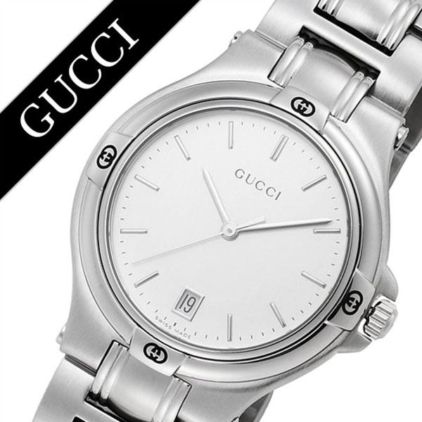d394ca2b1a6c グッチ 腕時計 GUCCI 時計 9045 シリーズ メンズ シルバー YA090318 [新作 人気 ブランド 防水 高級 おすすめ