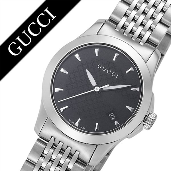 45e128e5b24 Gucci watch GUCCI clock Gucci clock GUCCI watch G thymeless G Timeless  Lady s black YA126502 popularity brand waterproofing high quality present  gift metal ...