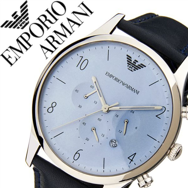 present 45 år man Watch Papillon | Rakuten Global Market: Emporio Armani watch  present 45 år man