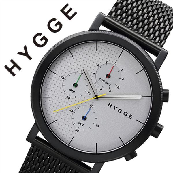 [当日出荷] ヒュッゲ 腕時計 HYGGE 時計 ヒュッゲ 時計 HYGGE 腕時計 2204 メンズ レディース ホワイト HGE020004 正規品 人気 ブランド 防水 ペアウォッチ ユニセックス デザイナーズウォッチ ファッション ブラック ギフト 送料無料