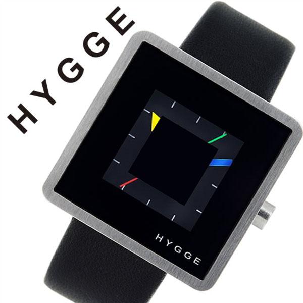 [当日出荷] ヒュッゲ 腕時計 HYGGE 時計 ヒュッゲ 時計 HYGGE 腕時計 2089 メンズ レディース ブラック HGE020008 正規品 人気 ブランド 防水 ギフト プラスチック ペアウォッチ ユニセックス デザイナーズウォッチ ファッション 送料無料