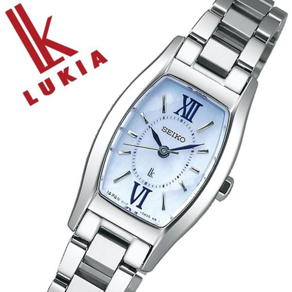 [当日出荷] 【5年保証対象】セイコー 腕時計 SEIKO 時計 セイコー 時計 SEIKO 腕時計 ルキア LUKIA レディース ブルー SSVR129 人気 正規品 ブランド 防水 ソーラー メタル シルバー 華奢