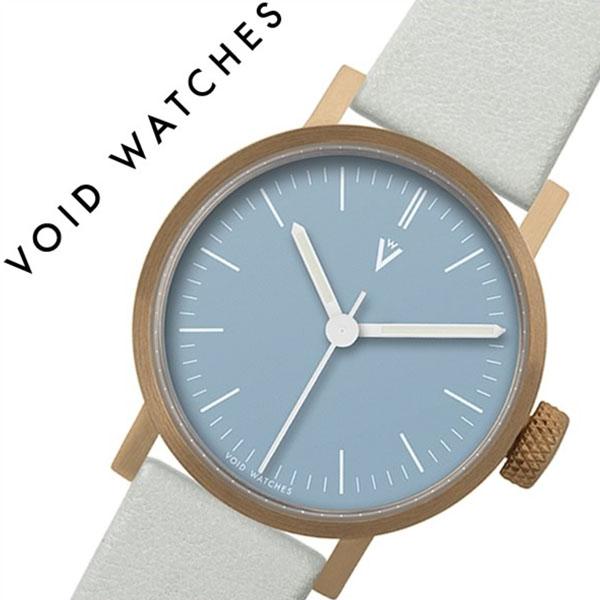 [当日出荷] ヴォイド 腕時計 VOID 時計 ヴォイド 時計 VOID 腕時計 ボイド メンズ レディース ブルー VID020065 正規品 POS 人気 ブランド ギフト 革 レザー ペアウォッチ ユニセックス デザイナーズウォッチ ファッション グレー 送料無料