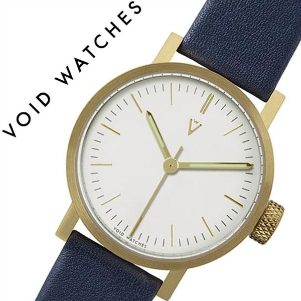 【5年保証対象】ヴォイド 腕時計 VOID 時計 ヴォイド 時計 VOID 腕時計 ボイド メンズ レディース ホワイト VID020067 正規品 POS 人気 ブランド ギフト 革 レザー ペアウォッチ ユニセックス デザイナーズウォッチ ファッション ブルー 送料無料