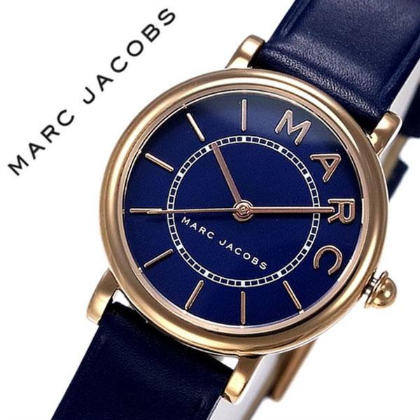 マークジェイコブス腕時計 MarcJacobs時計 Marc Jacobs 腕時計 マーク ジェイコブス 時計 ロキシー ROXY レディース ブルー MJ1539 [人気 流行 ブランド 防水 ギフト バーゲン プレゼント ペアウォッチ ピンクゴールド ローズゴールド レザー 革]