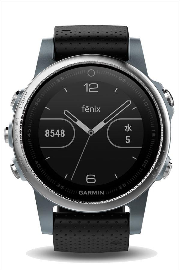 ガーミン腕時計 GARMIN時計 GARMIN 腕時計 ガーミン 時計 フェニックス 5エス グレイ fenix 5S Gray ユニセックス 液晶 GAR-010-01685-35[正規品 GPS ラウンド ペアウォッチ ウェアラブル スマートウォッチ ハイスペック 高機能 アウトドア]