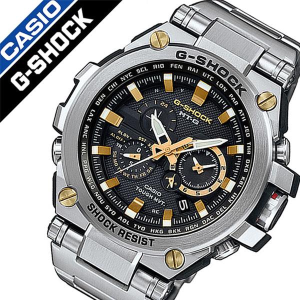 f8e55237f5 カシオ腕時計 CASIO時計 CASIO 腕時計 カシオ 時計 ジーショック G-SHOCK メンズ ブラック MTG